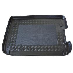 Bandeja de plastico antideslizante Citroen C4 Picasso 5 plazas 10.2006- (maletero con Modubox)