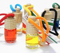 Desodorante para el coche - diferentes aromas
