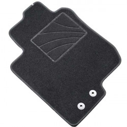 Alfombrillas de coche Chrysler Grand Voyager IV STOW'N GO 2001-2007 one
