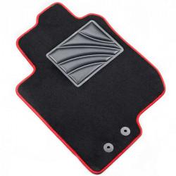 Alfombrillas de coche Isuzu D-max 2012-