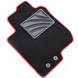 Alfombrillas de coche BMW X6 (G06) 2020- plus