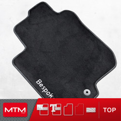 Alfombrillas Jeep Commander (XK) 2006-2010