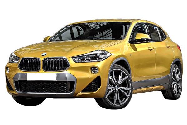 Bandeja Funda cubeta maletero BMW X2 F39 desde 2018 con antideslizante